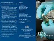 Brochure (pdf) - The Robert Noyce Scholarship Program