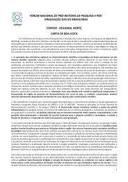 Carta de Boa Vista - UFMT