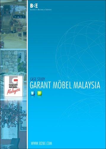 Garant Möbel Malaysia - B2BE