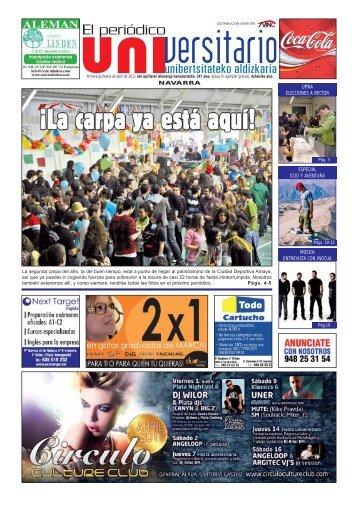 347 - Primera quincena de Abril - El Periodico Universitario