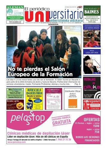 303 - Primera quincena de Febrero - El Periodico Universitario