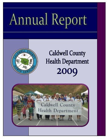2009 - Caldwell County Government