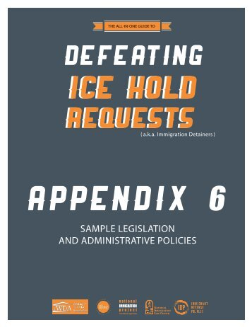 All In One Guide to Defeating ICE Holds - National Immigration ...