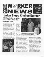 RKER - Hotel Workers Rising