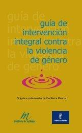 guía de intervención integral contra la violencia de género