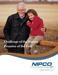 2009 Annual Report - About Northwest Iowa Power Cooperative