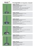 Tischgestelle für Glasplatten, Stahl verchromt - Waki Killmer GmbH - Seite 4