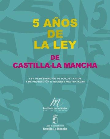 Cinco años de la Ley de Castilla - Instituto de la Mujer de Castilla-La ...
