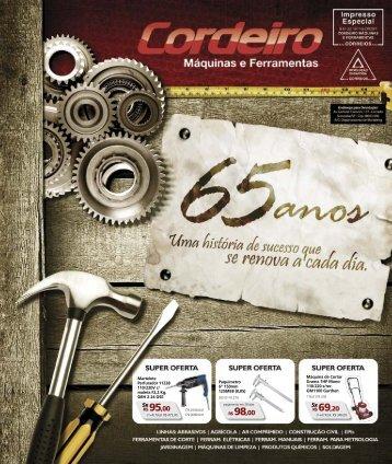5x - Cordeiro Máquinas e Ferramentas