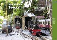 Zum kleinen - Horsts Gartenbahn Hamm