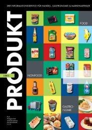 der informationsservice für handel, gastronomie ... - Produkt