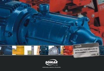 Catálogo de Motobombas - Comercialferp.com.br