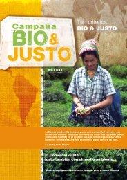 Revista Bio&Justo - Cecu
