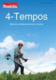 Como é o motor 4-Tempos Makita? - Comercialferp.com.br