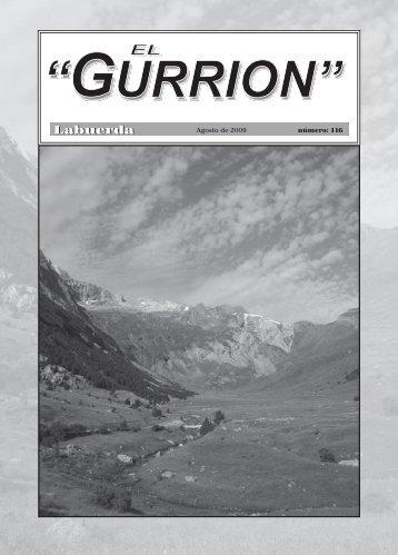 Labuerda - Revista El Gurrión