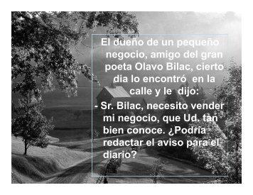 El poeta - Gabriel Zelaya