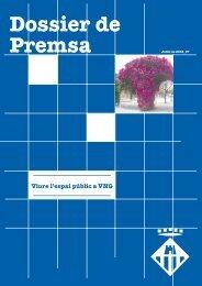 via publica i civisme - Ajuntament de Vilanova i la Geltrú