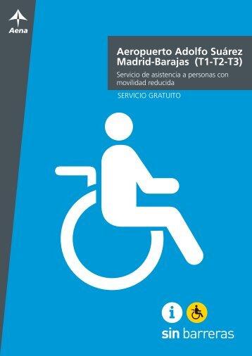 Aeropuerto de Madrid-Barajas T123. Servicio ... - Aena Aeropuertos