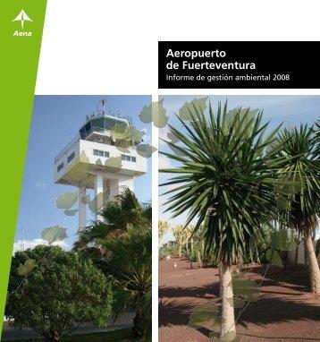 Aeropuerto de Fuerteventura - Aena.es
