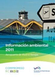Informe Gestión Ambiental 2011 (PDF 5 MB) - Aena Aeropuertos