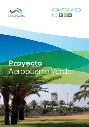 Proyecto Aeropuerto Verde - Aena Aeropuertos