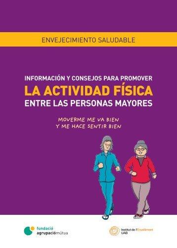 La actividad física entre las personas mayores - Institut de l ...