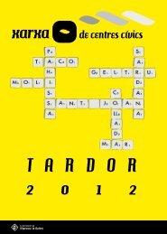 Programa Tardor 2012 Xarxa de Centres Cívics - Ajuntament de ...