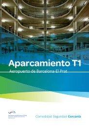 Información aparcamientos terminal T1 (PDF ... - Aena Aeropuertos