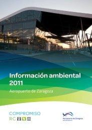 Informe de gestión ambiental 2011 - Aena Aeropuertos