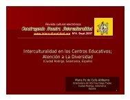 Interculturalidad en los Centros Educativos - Construyendo nuestra ...