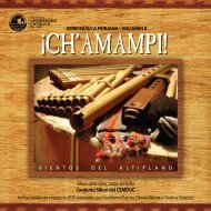 Descarga el folleto del disco - cemduc - Pontificia Universidad ...