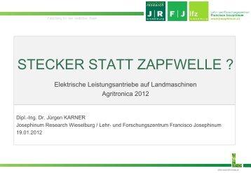 elektrischer fahrantrieb - Landwirt.com
