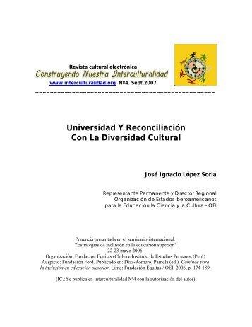 Versión PDF - Construyendo nuestra Interculturalidad