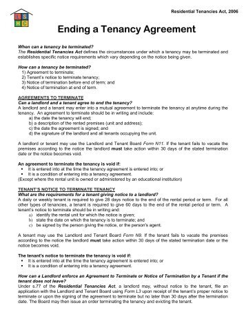 Periodic Tenancy Agreement Form 24b Department Of Commerce