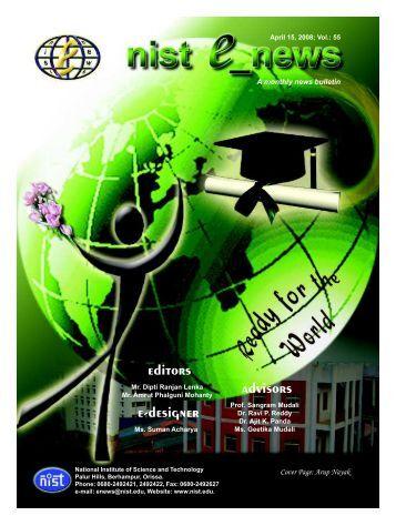 NIST e-NEWS(Vol 55, Apr 15, 2008)