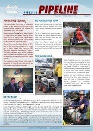 Pipeline 2011 Volume 16 Summer edition version 2 ... - Aussie Pumps