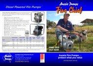 Download Fire Chief Brochure - Aussie Pumps