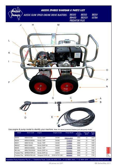 Bb351 Kit