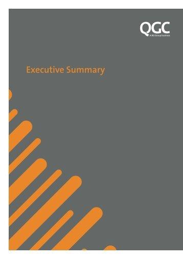 Executive Summary - QGC