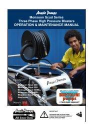 Monsoon Series & Hurricane - Aussie Pumps