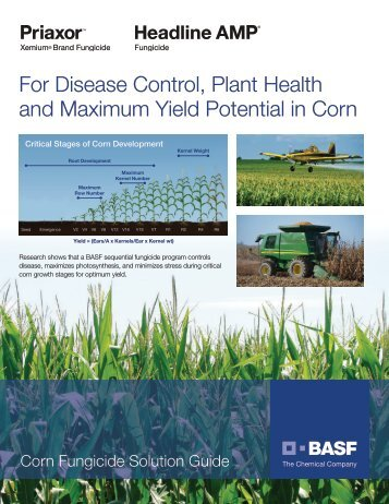 For Disease Control, Plant Health and Maximum Yield Potential in ...