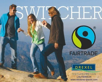 Switcher Fairtrade Katalog download - Drexel