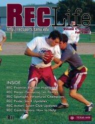 ReAChinGYoU - Rec Sports - Texas A&M University