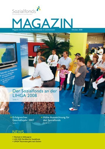 Download PDF - Sozialfonds Pensionskasse in Liechtenstein > Home