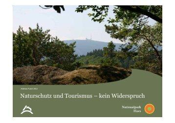 Andreas Pusch, Leiter des Nationalparks Harz - GRDE.EU