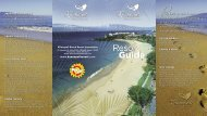 resort guide gate fold - Ka'anapali Beach Resort Association
