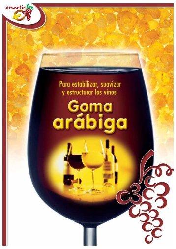 Catálogo Goma - Enartis
