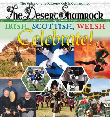 Desert Shamrock March-April 2015 e-Magazine
