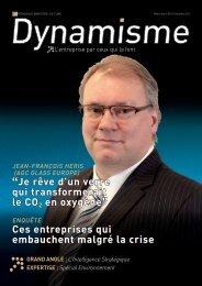 Dynamisme 224 - Union Wallonne des Entreprises