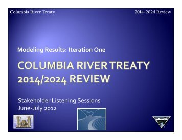 Introductory PowerPoint Presentation - Columbia River Treaty 2014 ...